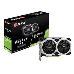 MSI GeForce GTX 1660 TI VENTUS XS 6G OC Gaming Graphics Card