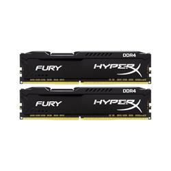 Kingston HyperX FURY 16GB (2x8GB) 2666MHz DDR4 Desktop Memory Kit