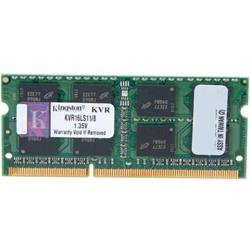 Kingston ValueRAM 8GB DDR3 1600MHz Laptop Memory