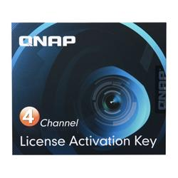 QNAP 4 Camera License Activation For Qnap TurboNAS