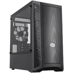 Cooler Master MasterBox MB311L Tempered Glass Black Mini Tower PC Case