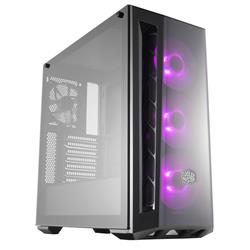 Cooler Master MasterBox MB520 RGB Black Mid Tower ATX Case