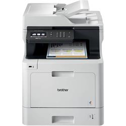 Brother MFC-L8690CDW Wireless Colour Laser Multifunction Printer