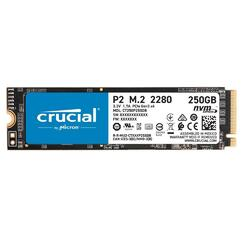 Open Box Sale -- Crucial P2 250GB 2100MB/s NVMe M.2 (2280) SSD