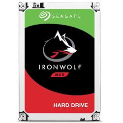 "Open Box Sale -- Seagate IronWolf 10TB 3.5"" NAS Internal Hard Drive"