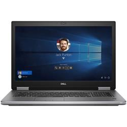 "Dell Precision 7740 17.3"" 1080p IPS Xeon E-2276M 32GB Quadro RTX 3000 1TB + 512GB SSD W10P Workstation Laptop"