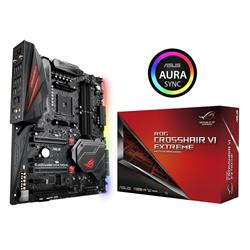 Asus ROG-CROSSHAIR-VI-EXTREME AMD X370 AM4 EATX gaming motherboard