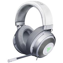Razer Kraken 7.1 V2 Surround Sound Mercury White USB Gaming Headset