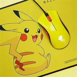 Razer Pikachu Edition Mouse and Mouse Pad