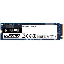Kingston A2000 1TB 2200MB/s 3D NAND NVMe PCIe M.2 SSD
