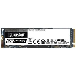 Kingston KC2500 1TB 3500MB/s PCIe Gen 3 NVMe M.2 (2280) SSD