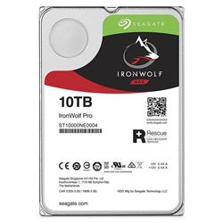 "Seagate IronWolf Pro 10TB 3.5"" NAS Internal HDD"