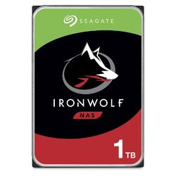 "Seagate IronWolf 1TB 3.5"" NAS Internal Hard Drive"
