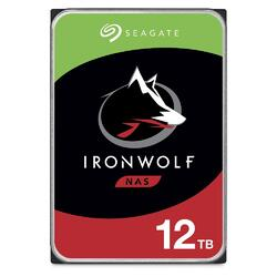 "Seagate IronWolf 12TB 7200 RPM 3.5"" SATA NAS Internal Hard Drive"