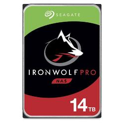"Seagate IronWolf Pro 14TB 3.5"" NAS Internal Hard Drive"