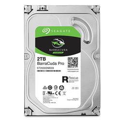 "Seagate BarraCuda Pro 2TB 7200 RPM 3.5"" SATA Internal Hard Drive"