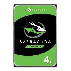 "Seagate Barracuda 4TB 3.5"" SATA Internal HDD"