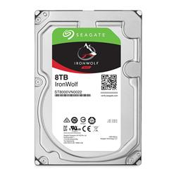 "Seagate IronWolf 8TB 3.5"" NAS Internal Hard Drive"