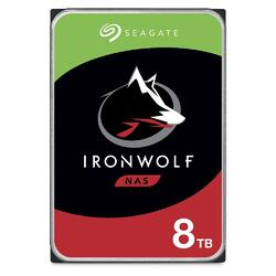 "Seagate IronWolf 8TB 7200 RPM 3.5"" SATA NAS Internal Hard Drive"