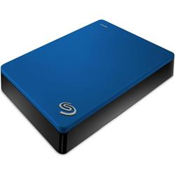 Seagate Backup Plus 5TB USB3.0 Portable Drive Blue