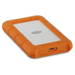 LaCie Rugged 1TB USB-C & USB 3.0 Portable Drive