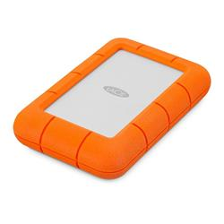 LaCie Rugged 4TB USB 3.1 Type-C Mobile Drive