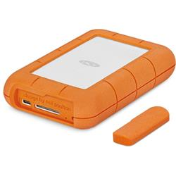 LaCie Rugged RAID Pro 4TB USB Type-C Portable Hard Drive