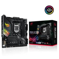 Asus ROG STRIX Z490-G GAMING (WI-FI) Intel LGA 1200 RGB LED WiFi 6 mATX Motherboard