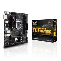 Asus TUF B360M-E Gaming Intel LGA 1151 CL mATX Motherboard