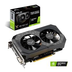 ASUS TUF Gaming GeForce GTX 1660 OC Edition 6GB Graphics Card