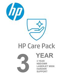 HP 3-Year Next Business Day/Defective Care Pack For M506