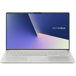 "Asus ZenBook 15 UX533FN 15.6"" 1080p i7-8565U 16GB GTX 1050 Max-Q 512GB SSD W10P Icicle Silver Metal Laptop"