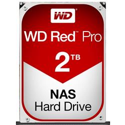 "WD Red Pro 2TB SATA 3.5"" Internal Hard Drive"
