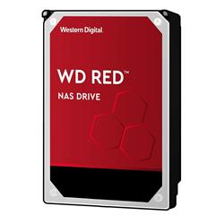 "WD Red 6TB 5400 RPM 3.5"" SATA NAS Internal Hard Drive"