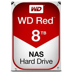 "WD Red 8TB 5400 RPM 3.5"" Internal Hard Drive"
