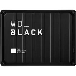 WD BLACK P10 Game Drive 5TB Black USB 3.0 Portable Hard Drive