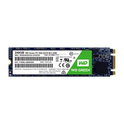 WD Green 240GB 545MB/s SATA M.2 SSD