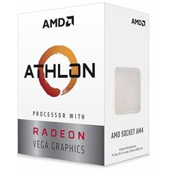 AMD Athlon 3000G 2 Cores 4 Threads AM4 CPU