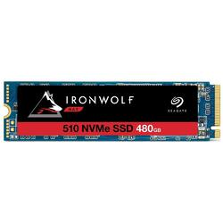 Seagate IronWolf 510 480GB 2650MB/s PCIe Gen 3 NVMe M.2 (2280) NAS SSD